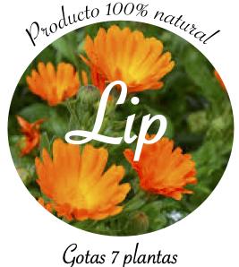 Lip gotas 7 plantas